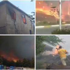 SRBI UZNEMIRENI, ZOVU AGENCIJE Evakuisani hoteli: Požari u turskim letovalištima - Vlasti sumnjaju na TERORIZAM (VIDEO)