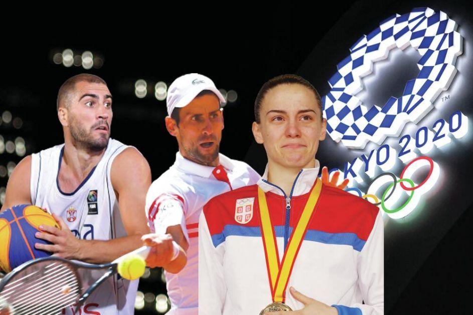 SRBIJA ĆE BLISTATI U TOKIJU! Prognoza broja medalja SVE ĆE VAS ODUŠEVITI! Evo šta se predviđa Noletu, košarkašima, vaterpolistima