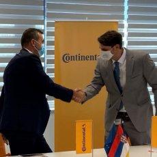 SRBIJA CENTAR RAZVOJA VEŠTAČKE INTELIGENCIJE: Potpisan važan sporazum sa liderom u domenu auto industrije
