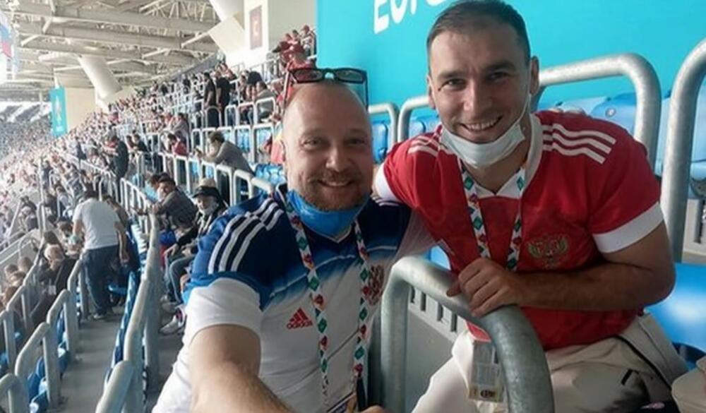 SRBIJA GLEDA I NE VERUJE: Bivši kapiten Orlova se pojavio u dresu OVE reprezentacije i šokirao sve! FOTO