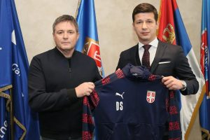SRBIJA IZABRALA STRANU: Podrška za Evropsku kuću fudbala!