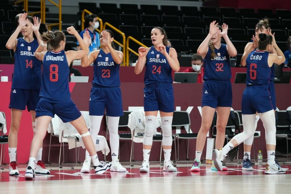 SRBIJA IZBEGLA AMERIKU: Košarkašice protiv Kine za polufinale!