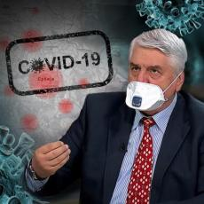 SRBIJA JURI OVU BROJKU NA DNEVNOM NIVOU: Dr Tiodorović objasnio šta nas deli od novog popuštanja mera