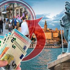 SRBIJA MEĐU PRVIMA U EVROPI: Privredni rast fenomenalan, novčana pomoć građanima stiže bez opterećenja države