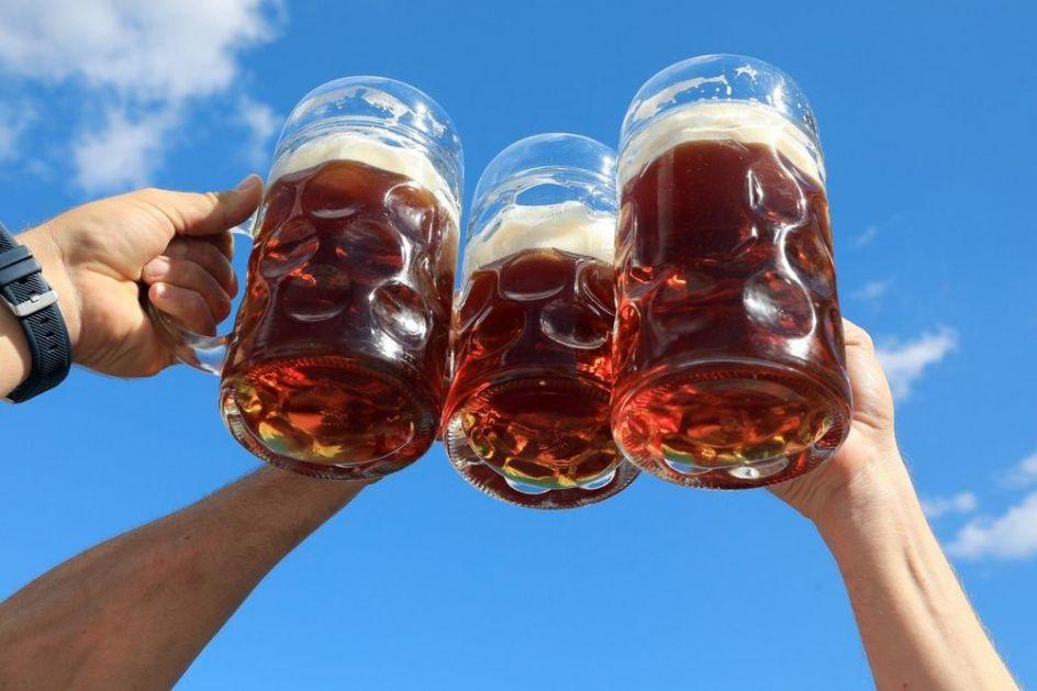 SRBIJA NA PUTU DA POSTANE UVOZNIK PIVA: Prošle godine  bili smo druga zemlja van EU po količini uvezenog piva!