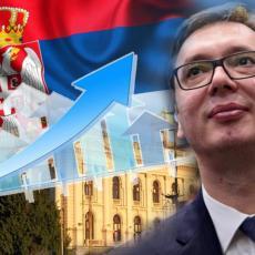 SRBIJA NASTAVLJA DA NIŽE USPEHE! Vučić nakon sastanka sa MMF: Ostvaren jedan od najboljih rezultata