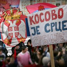 SRBIJA NEĆE DOZVOLITI DA SE PONOVI 2004. GODINA - MI SMO UZ VAS! Snažna poruka podrške ljudima na Jarinju i Brnjaku