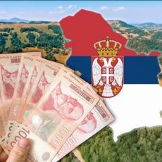 SRBIJA NEZAUSTAVLJIVO JURI NAPRED: Predsednik Vučić najavio - od 1. januara prosečna plata 600 EVRA