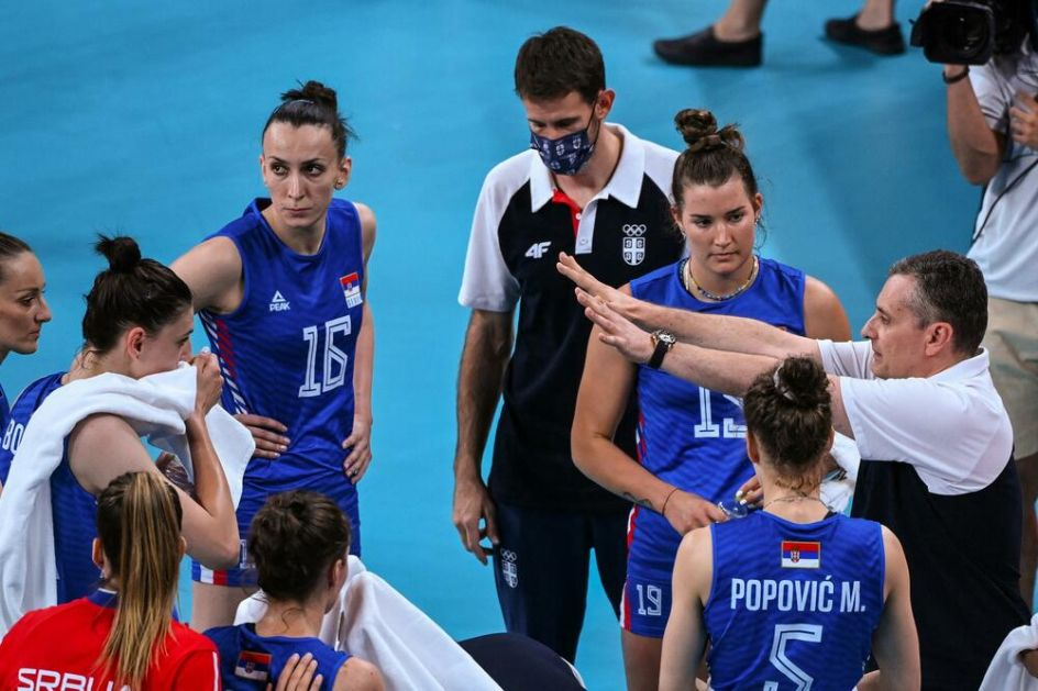SRBIJA ODUVALA DOMINIKANU: Prvakinje Evrope i sveta furizno startovale na Olimpijskim igrama!