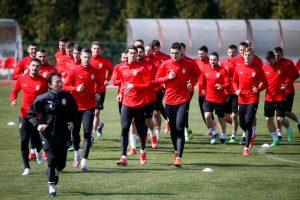SRBIJA OSTAJE BEZ PAR KLJUČNIH IGRAČA AKO ZAŽIVI SUPERLIGA: Uefa će zabraniti igranje za reprezentaciju!