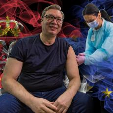 SRBIJA POSRAMILA EVROPU! Fajnenšel tajms BRUJI: Kako je predsednik Vučić jednim potezom PONIZIO EU? (FOTO)