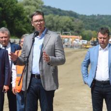 SRBIJA RADI, SRBIJA SE GRADI: Vučićev investicioni plan će doneti SJAJNE REZULTATE bez povećanja duga