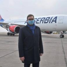 SRBIJA SAMA NABAVLJA VAKCINE Vučić: Bili smo dovoljno pametni da radimo za zemlju