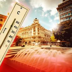 SRBIJA SE PRŽI! Danas najtopliji dan u VRELOM TALASU: Temperature iznad 40 stepeni, a onda stiže osveženje