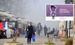 SRBIJA U LjUBIČASTOM: Veliko zagađenje danas širom zemlje (PODACI PO GRADOVIMA)