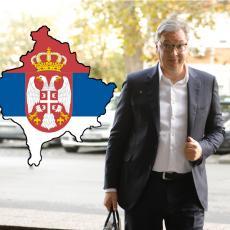 SRBIJA VAKCINACIJOM POSTIŽE GOL PROTIV KORONE Predsednik Srbije zaigrao fudbal na novom stadionu u Vrelu