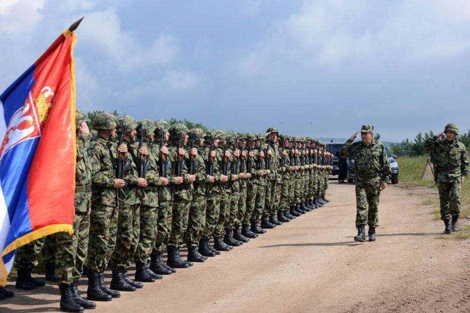 Evo kada počinje OBAVEZNO SLUŽENJE vojnog roka u Srbiji!