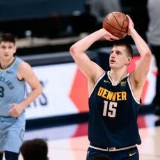 SRBIJO SLAVI: Nikola Jokić je MVP NBA lige
