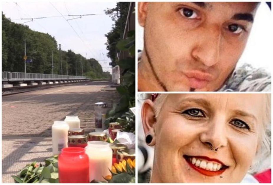 SRBIN GURNUO ŽENU (34) POD VOZ: Počinio jeziv zločin u Nemačkoj iz čiste obesti, jednostavno mu došlo da nekoga ubije, NIJE ČAK NI POZNAVAO ŽRTVU! (VIDEO)