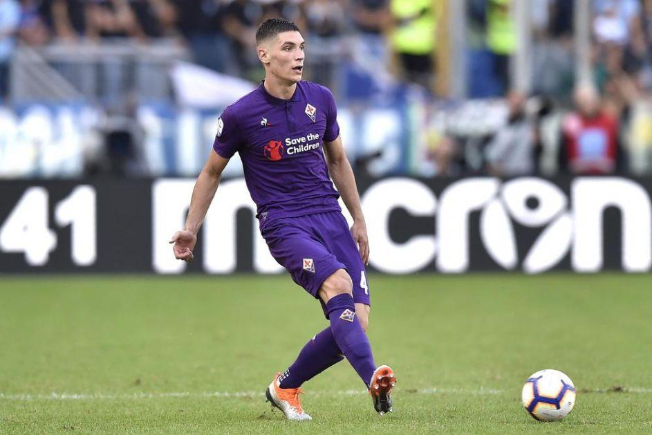 SRBIN NA METI VELIKANA: Milenković menja Brazilca u Milanu