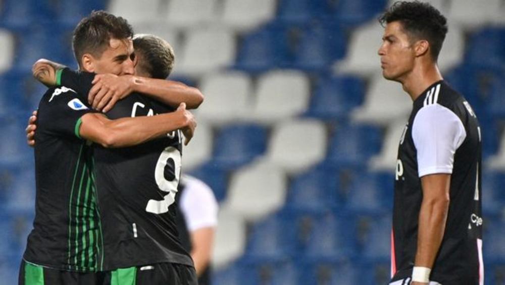 SRBIN RASTUŽIO RONALDA: Sasuolo uzeo bod protiv Juventusa, novi kiks Lacija (VIDEO)