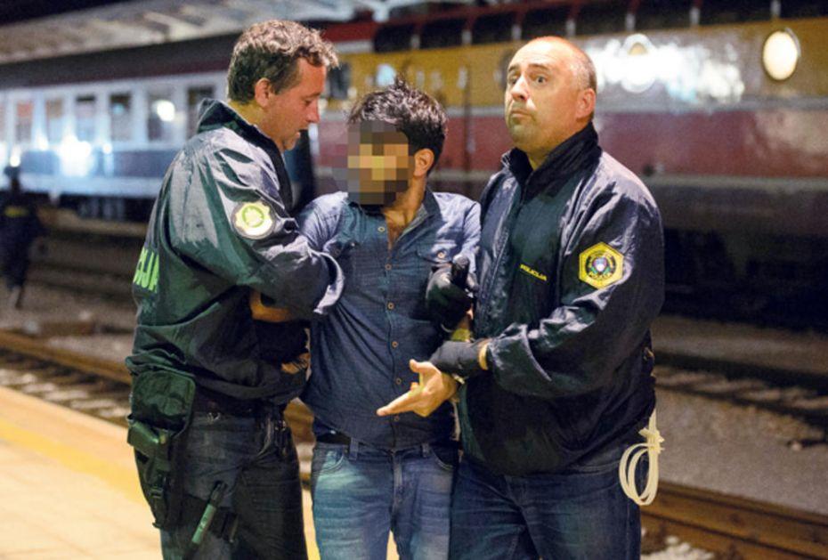 SRBIN UHAPŠEN U SLOVENIJI: Vozom švercovao 13 kila heroina