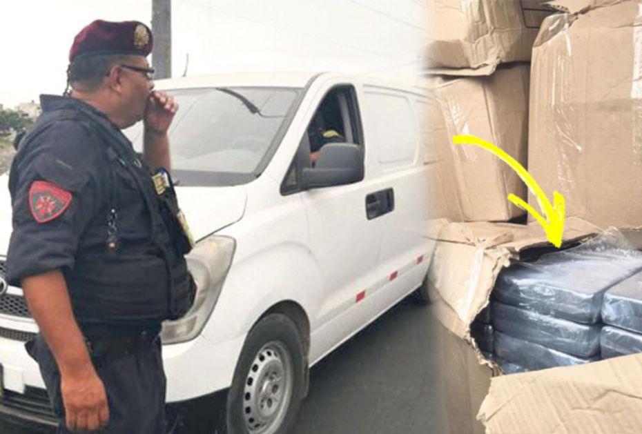 SRBINU ZAPLENILI TONU KOKAINA U KOMBIJU: Policija pronašla 50 kutija u kojima je bilo kamuflirano po 20 paketa droge