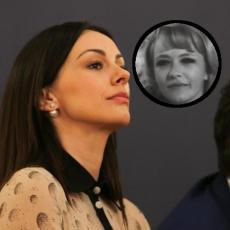 SRCE DA PREPUKNE: Sloboda Mićalović se oprostila od Milene Dravić - u njenim očima... (FOTO)
