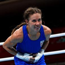SRCE SAM OSTAVILA U RINGU: Nina poručila nakon poraza - U Pariz idem po medalju!