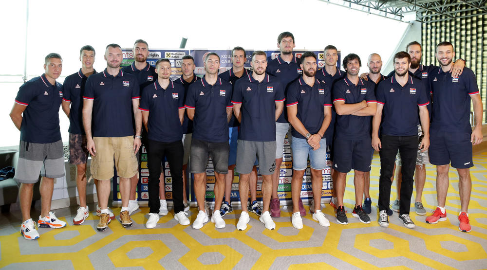 SREĆA UZ SRBIJU: Košarkaši saznali protivnike u kvalifikacijama za Evrobasket