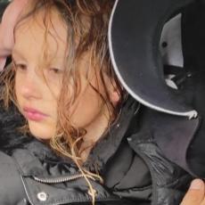SREĆAN KRAJ POTRAGE: Pronađena devojčica (8) koja je nestala blizu Kotora, prebačena u bolnicu na pregled