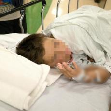 SREĆNO! Dečak otišao na transplantaciju: Od ove bolesti oboli jedan u milion, a Petar (17) je jedan od njih!