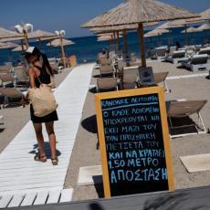 SRPKINJA NA SKIJATOSU POZITIVNA NA KORONU: Više od polovine zaraženih u Grčkoj su turisti