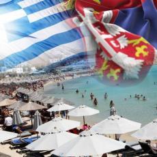 SRPKINJA SE JAVILA IZ GRČKE I SAOPŠTILA VAŽNU VEST: Apelovala na sve naše turiste da ne rade ovu stvar (FOTO)