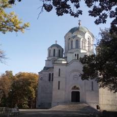 SRPSKA SVETINJA SIJA NOVIM SJAJEM: Obnovljen krst star više od jednog veka na crkvi svetog Đorđa