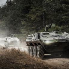 SRPSKA VOJSKA DOBIJA NOVA OKLOPNA VOZILA! Stiže i municija, a moćno srpsko oružje će ceo svet gledati!