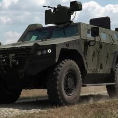 SRPSKA VOJSKA PODIGNUTA NA VIŠI NIVO! STIGAO MILOŠ VELIKI: Domaće borbeno vozilo VRHUNSKIH SPOSOBNOSTI (FOTO)