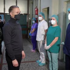 SRPSKA VOJSKA RAME UZ RAME SA DRŽAVOM PROTIV KORONE: Vojna bolnica Niš od danas u Kovid sistemu (FOTO)