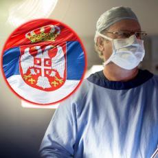 SRPSKI HIRURZI U SAMOM VRHU: Naši medicinari dobili veliko priznanje u vreme kovid pandemije