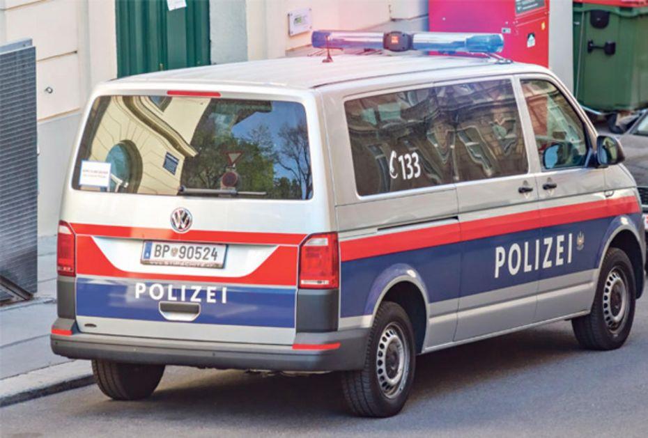 SRPSKI NARKO-DILER PAO S KUPCIMA U BEČU: Prodavao kokain na ulici