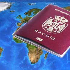 SRPSKI PASOŠ NA LISTI NAJVREDNIJIH: Sa srpskom putnom ispravom ide se u 135 zemalja bez vize