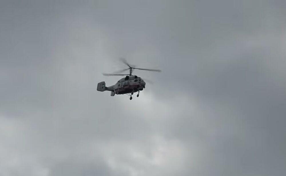 SRUŠIO SE ZA VREME BORBENE OPERACIJE: Pao irački vojni helikopter, stradala cela posada