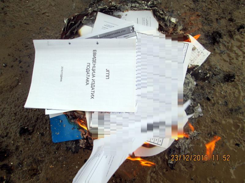 SSP: Hitno procesuirati one koji su naložili i spalili dokaze u Komunalnoj miliciji