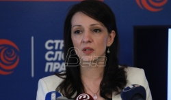 SSP: Levijatan pokušao da prekine skup Marinike Tepić, privela ih policija