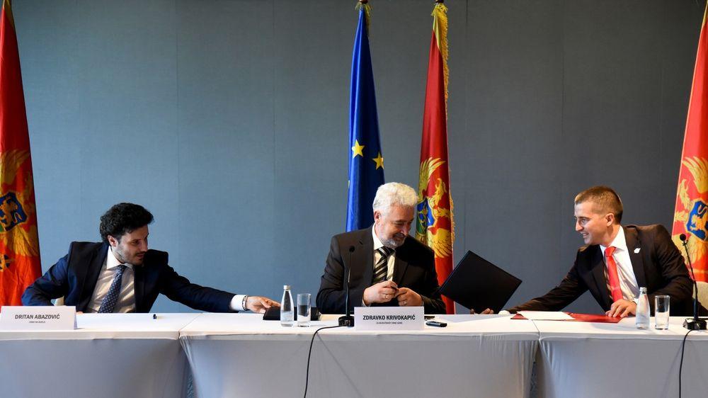 ŠTA KOČI PREGOVORE O FORMIRANJU VLASTI: Ovo su međusobne zamerke članova pobedničkih koalicija u Crnoj Gori?