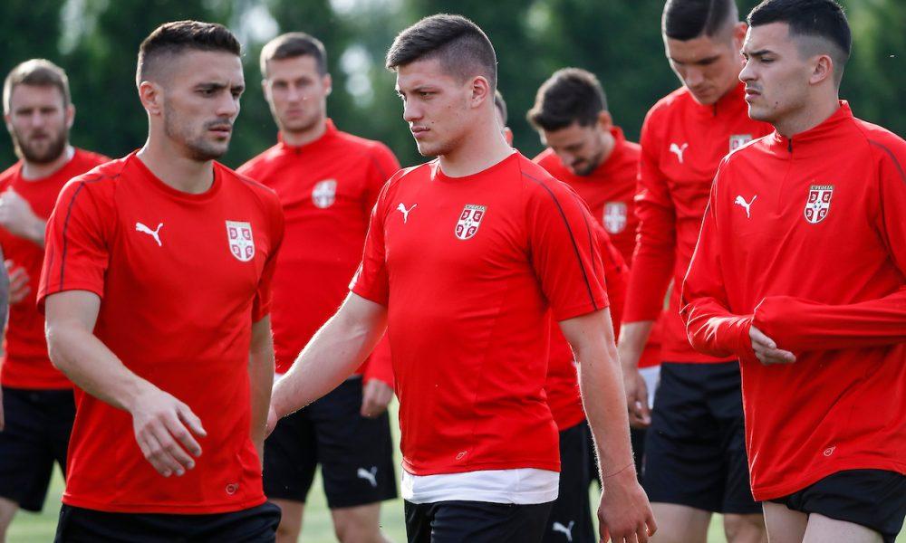 """ŠTA SE DEŠAVA SA """"ORLOVIMA""""? Još jedan fudbaler ne igra protiv Luksemburga"""