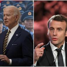 ŠTA SE TO SPREMA? Džo Bajden obavio PRVI RAZGOVOR sa Makronom: Predsednici SAD i Francuske pričali o važnim temama