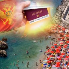 ŠTA SVE SRPSKI TURISTA SADA TREBA DA ZNA O CRNOJ GORI: Gde treba kovid pasoš, koja su ograničenja i od kada počinju da važe!