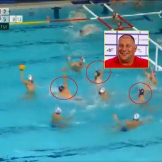 ŠTA URADIŠE OVI SRBI? Naši vaterpolisti napravili podvig u bazenu, U LEKTIRE zaslužuju da uđu (VIDEO)