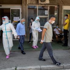 STANJE U SJENICI ALARMANTNO: Dnevno preko 270 pacijenata na pregledu zbog korona virusa